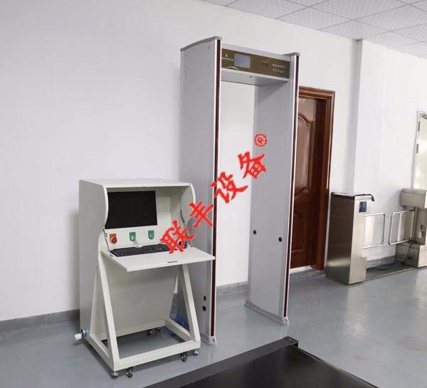 热成像式体温筛查安检门