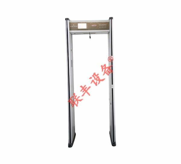 803测温型通过式金属安检门